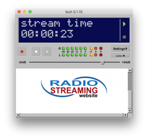 butt streaming encoder